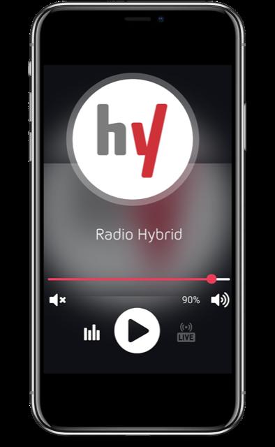 radio hybrid